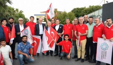 """İTO Başkanı Avdagiç: """"Gelecek nesiller 15 Temmuz destanından ilham ve güç alacak"""""""