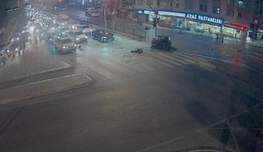 Kırmızı ışıkta geçerek motosikletli gencin ölümüne neden oldu