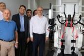 Robotik Yürüme Cihazı hastalara umut olacak