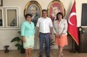 Marmara, kardeş şehir belediyesini ağırlıyor