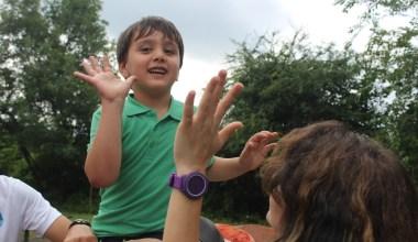 (ÖZEL) Almanya'da yaşayan aile, çocukları için umudu 3 bin kilometre uzaklıktaki Türkiye'de buldu