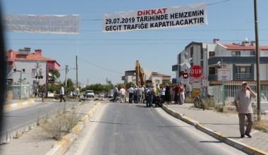 Yol kapatan vatandaşlara Başkan Avcı seslendi: