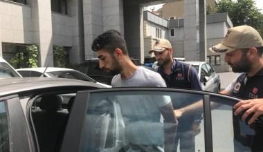 Kadıköy'de esnafı bıçaklayan eylemci adliyeye sevk edildi