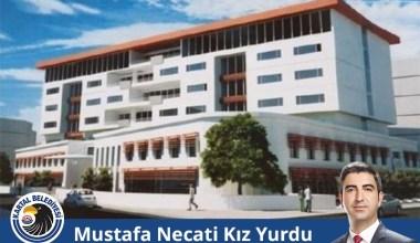 Kartal'da Mustafa Necati Etüt Merkezi ve Kız Yurdu açılış için gün sayıyor