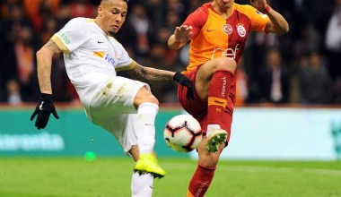 Kayserispor ile Galatasaray 47. randevuda