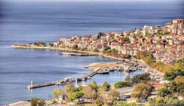 Marmara Adası'nda açıkta ateş yakılması yasaklandı