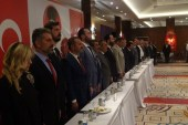 MHP Bursa Teşkilatı bayramlaştı