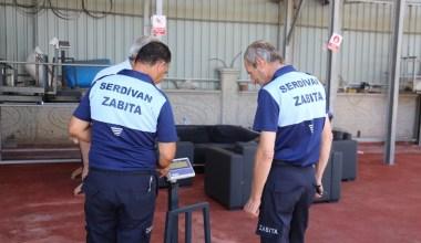 Serdivan Belediyesi bayram öncesi hazırlıklarını tamamladı