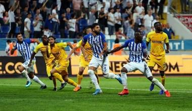Süper Lig: Kasımpaşa: 0 – Ankaragücü: 1 (ilk yarı)