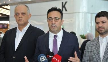 """THY Yönetim Kurulu Başkanı İlker Aycı, """"THY,Bayramda 2 milyon yolcu taşıyacak"""""""
