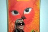 Ünlü ressam Kayalı sanat şölenine hazırlanıyor