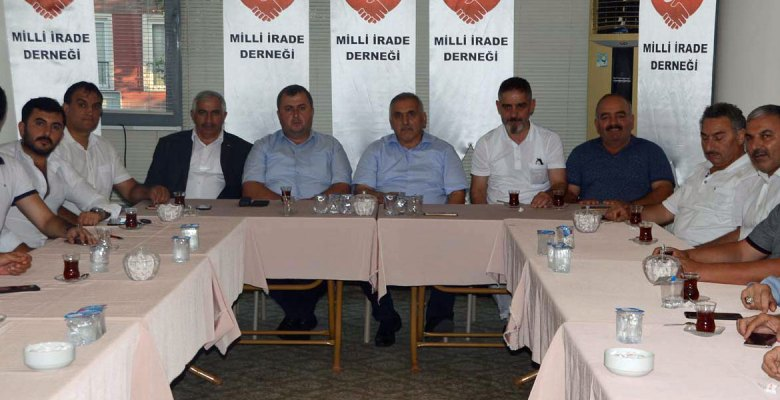 12 Eylül Programı Basın Deklerasyonu yayımladı