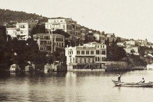 Adalar, Sébah ve Joaillier'in merceğinden günümüze taşınıyor