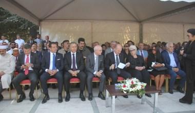 Adnan Menderes idam edilişinin 58'inci yılında kabri başında anıldı