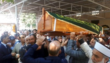 AK Partili eski milletvekili Ali Aydınlıoğlu babasını kaybetti