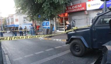 Beyoğlu börekçide silahlı saldırı 1 ölü 1 yaralı
