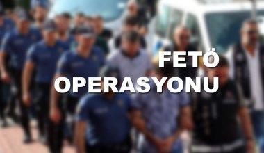 FETÖ'nün TSK yapılanmasına yönelik operasyon