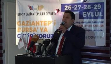 Gaziantep Bursa'ya geliyor