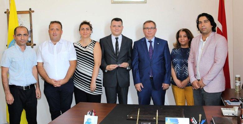 Roman Dili ve Kültürü Araştırmaları Enstitüsü Müdürlüğü'ne Dr. Öğr. Üyesi Gökhan Ilgaz atandı