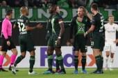 Halis Özkahya'nın yönettiği maçı Wolfsburg kazandı