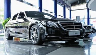 İcralık Mercedes'in 1 milyon 200 bin TL'lik fiyatı dudak uçuklattı