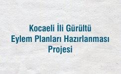 Kocaeli İli Gürültü Eylem Planları Hazırlanması Projesi