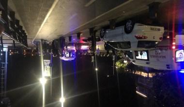 Maltepe ve Üsküdar'da meydana gelen iki ayrı trafik kazasında 3 kişi yaralandı