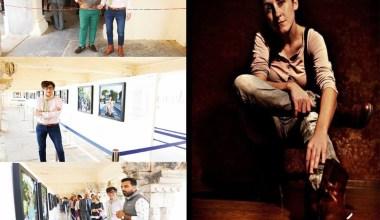 Meropı Mıtrou, İstanbul'daki ilk sergisi 'ziyaretçiler'i Beyoğlu'nda açıyor