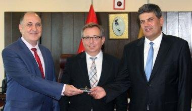 Trakya Üniversitesi Rektör Yardımcılığı görevine Prof. Dr. Murat Yurtcan atandı