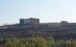 (Özel haber) Riva'da inşaat devam ediyor