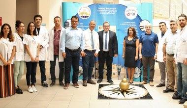 TÜTAGEM'e Prof. Dr. Şaban Aktaş atandı