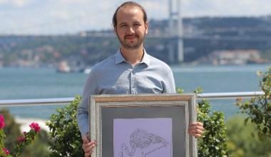 Türk grafikçinin Oscar ödüllü filme yaptığı fragman ödül getirdi