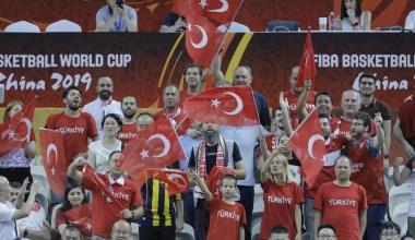 Türkiye, Karadağ'ı 79-74 mağlup etti