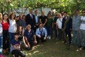 27. Yeşil İhsaniye Elma Festivali başladı