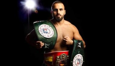 Alpay Yaman, EC Boxing ile sözleşme imzaladı