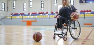 Başakşehirli Latife Selin Şahin, Avrupa'da forma giyecek ilk Türk kadın basketbolcu oldu