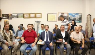 """Başkan Alemdar, """"Boşnak dilini öğrenmek isteyen tüm vatandaşlara, gençlere kapımız açık"""""""