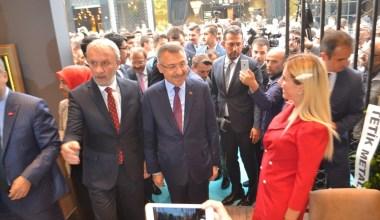 """Cumhurbaşkanı Yardımcısı Oktay: """"Türkiye büyük bir ülke"""""""