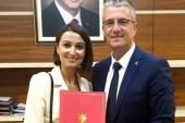 Mustafakemalpaşa AK Parti Kadın Kolları Başkanlığına Derya Balcıoğlu Atandı