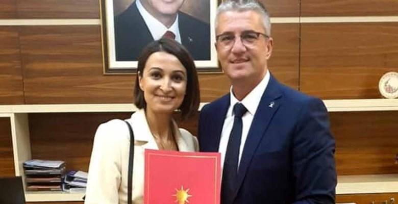 Mustafakemalpaşa AK Parti Kadın Kollarında Bayrak Derya Balcıoğlu dönemi