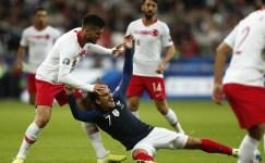 EURO 2020 Grup Eleme: Fransa: 0 – Türkiye: 0 (İlk yarı)