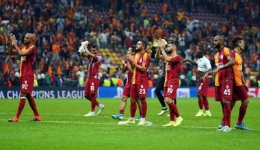 Galatasaray'ın Avrupa'daki galibiyet hasreti 9 maça çıktı