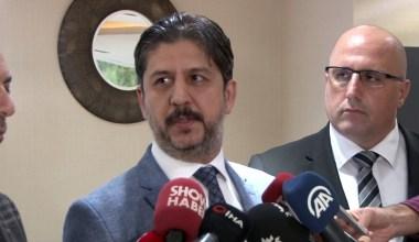 """Prof. Dr. Alper Çelik: """"Bizim hastanemizde hiçbir HIV pozitif hasta ameliyat edilmemiştir"""""""