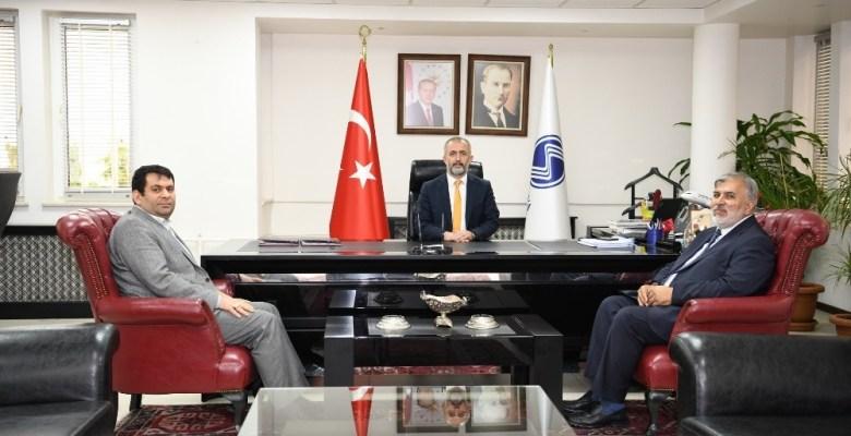 SAÜ ile Pakistan Iqra Üniversitesi arasında işbirliği
