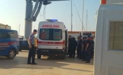 Tekne faciasında ölen çocuk sayısı 2'ye çıktı…3 aylık bebek kurtarılamadı