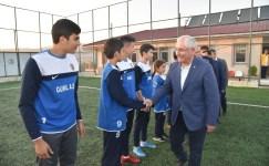 """YSK Başkanı Sadi Güven: """"Hepimiz millet olarak askeriz"""""""