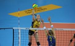 2020 CEV Kadınlar Şampiyonlar Ligi: VakıfBank: 2 – Scandicci: 3