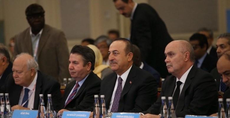 """Bakan Çavuşoğlu: """"Günümüzde hiçbir coğrafya uzağımızda değildir"""""""