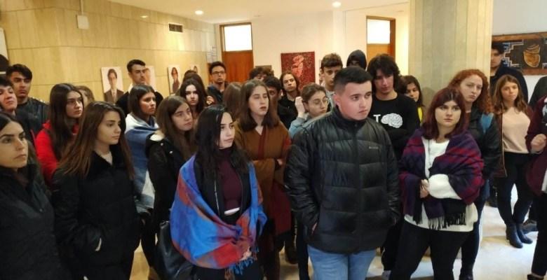 Burhaniyeli öğrenciler bir günde üç üniversite gezdi