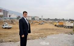 Bursa Osmangazi Meydanı ile anılacak